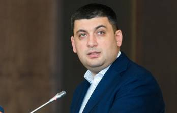 Goods from uncontrolled areas won't be sold in civilized countries - Groysman