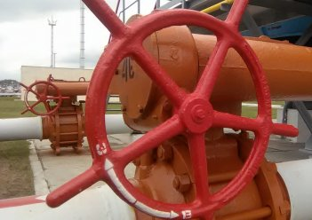 Ukraine gas stocks down 22% in heating season so far