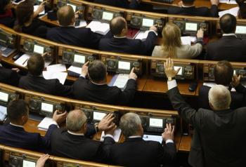 Rada passes at first reading bill relaxing issue of permits for broadcasting in some districts of Ukraine