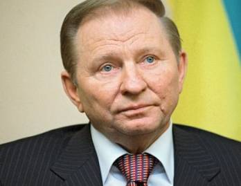 Kuchma expects Ukrainian, Russian energy ministers to meet for discussing energy supply to Donbas