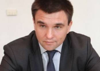 Klimkin, EU partners discuss sanctions against Russia, situation in Donbas and Crimea