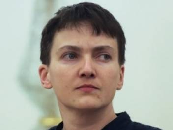 Savchenko may undergo lie detector test on Tuesday, resumes hunger strike