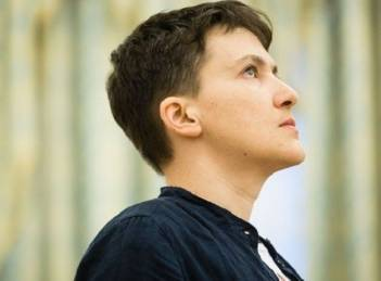 Savchenko publishes list of hostages provided by LPR/DPR