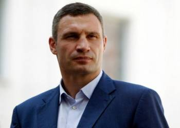 Vitali Klitschko to attend inauguration ceremony at Intl. Boxing Hall of Fame in U.S. on June 7-10