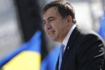Saakashvili refuses to go to PGO, invites investigators for tea at tent camp near Rada