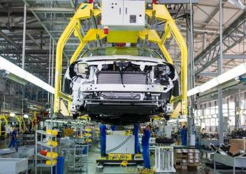 Vehicle production in Ukraine 45% up in Jan