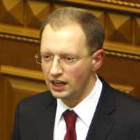Yatseniuk says collapse of Rada coalition means failure to pass laws on filling budget