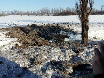 ATO HQ reports 1 KIA, 7 WIA amid 15 enemy attacks on Ukrainian army positions