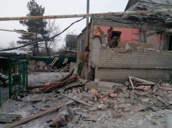 Five residents of Avdiyivka wounded, 24 cases of damaged property in three days of shelling