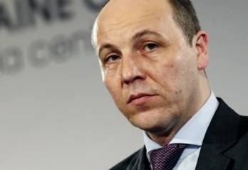 Parubiy wishes victories to Ukrainian althletes at Winter Olympics