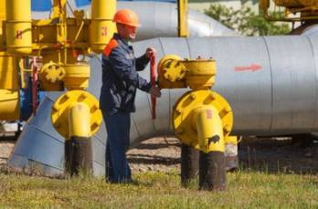 Ukraine imports 6.7 bcm of gas for $1.54 bln in six months