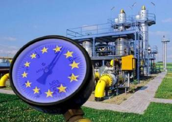 Ukraine sees gas imports from EU fall by 50%, from Slovakia by 66.7% from Feb