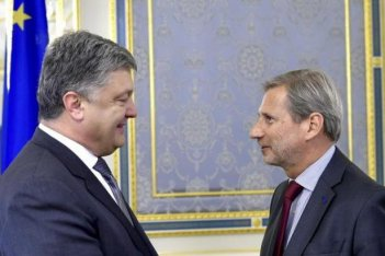 Commissioner Hahn confirms EU readiness to continue supporting Ukraine on reforms path
