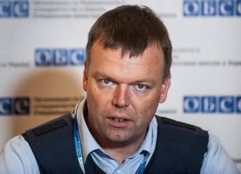 OSCE mission observes over 7,400 ceasefire breaches in Donbas over past week