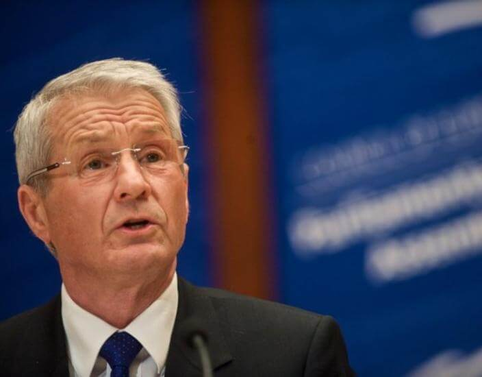 Council of Europe considering lifting sanctions against Russia - Jagland