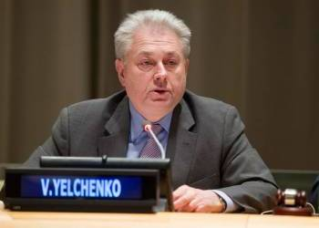 Ukraine's envoy to UN doesn't expect progress in peacekeepers' deployment to Donbas any time soon