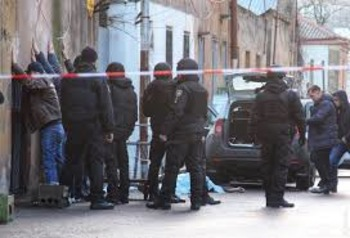 Policeman wounded during Odesa shooting dies in hospital