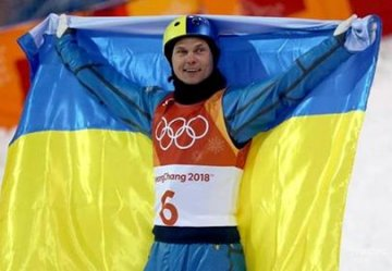 Sport Ministry orders to pay state reward of $125,000 to freestyle Olympic champion Abramenko