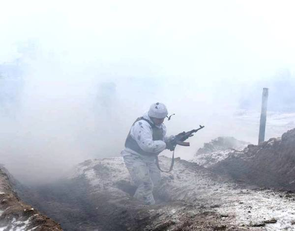 ATO HQ reports 12 enemy attacks in Donbas, 1 KIA, several wounded in last day