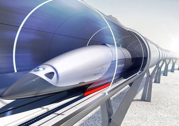 Omelyan announces creation of test site for Hyperloop project in Dnipro