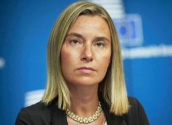 People living in Donbas, Crimea are Ukrainians, they live in Ukrainian territory - Mogherini