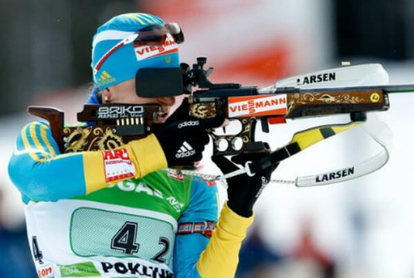 Ukrainian national team not to participate in 9th stage of Biathlon World Cup in Russia