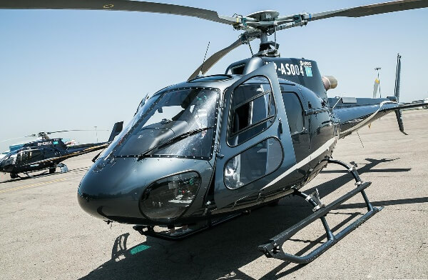 Ukraine signs agreement with France on purchase of 55 Airbus helicopters for Interior Ministry