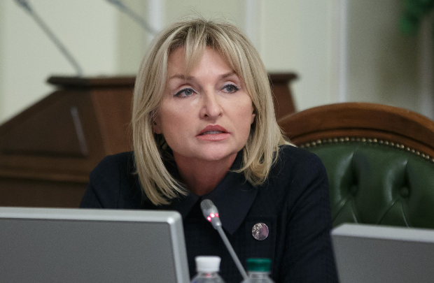 Ukraine awaits decision of Arbitration Tribunal on Kerch Bridge in 2019 – Iryna Lutsenko
