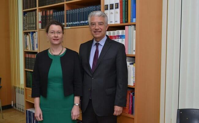 Ambassadors of Germany and France: Anti-corruption court should become the key element of anti-corruption system in Ukraine