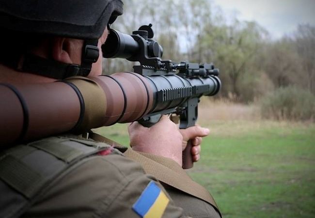 U.S. AirTronic will continue supplying Ukrainian troops with PSRLs