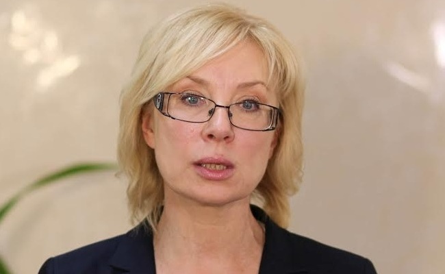 Denisova learns about deterioration of Sentsov's health in phone talk with his lawyer