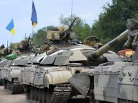 Ukrainian tankmen come fifth in NATO tank biathlon