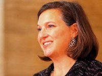 U.S. Assistant Secretary of State Nuland arrives in Kyiv