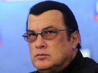 Steven Seagal barred from entering Ukraine for five years