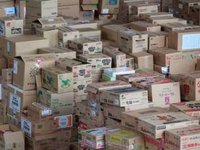 ICRC sends more than 300 tonnes of construction materials to Donbas uncontrolled territory