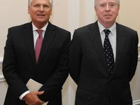 Cox, Kwasniewski to visit Ukraine on July 29-31, says source
