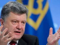 Russia to try to influence Ukraine through cyber warfare – Poroshenko