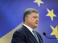Poroshenko expects Ukraine-EU Association Agreement to fully take effect on Sept 1, 2017