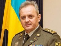 Strengthening Ukrainian Armed Forces is main strategy for resisting aggressor – Muzhenko