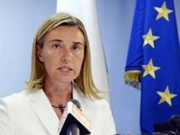 EU considers 'elections' in uncontrolled areas of Donbas illegal, not to recognize them - Mogherini