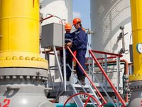 Ukraine provides gas transit to EU in full