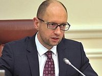 Yatseniuk instructs infrastructure ministry to hold consultations with Russian aviation authorities on reciprocity principle