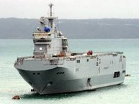 French foreign minister says terms for Mistral transfer to Russia not met