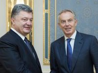 Poroshenko invites British ex-PM Blair to join his advisory council on reforms