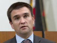 Low salaries of Ukrainians, uncontrolled border sections won't influence visa regime with EU – Klimkin