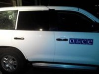OSCE records significant growth in number of ceasefire violations in Luhansk region