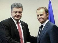 Tusk, Poroshenko to meet in Brussels on March 20 - European Council website