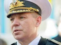 Serhiy Hayduk remains commander of Ukrainian Naval Forces – Navy spokesman