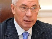 Ukrainian PM Azarov instructs group to plan talks with EU on association agreement implementation