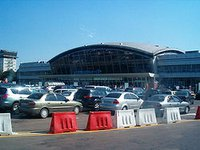 Terminal F of Boryspil airport to become cargo terminal